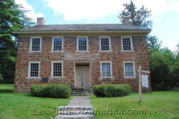 Mendota, MN - Sibley Site Faribault House