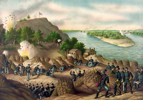 Siege of Vicksburg, Mississippi