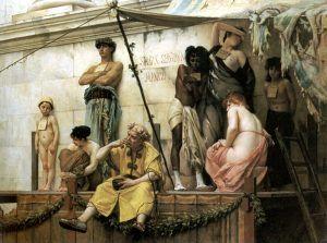 Slave Market, Gustave Boulanger