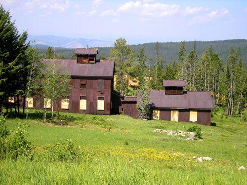 Southern Cross, Montana Mine