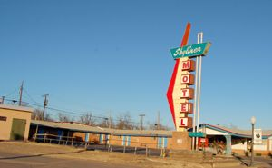 Skyliner Motel in Stroud, Oklahoma