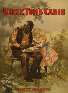 Uncle Toms Cabin - Courier Litho Co1899