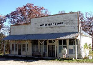 General Store in Windyville, Missouri.