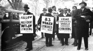 Lynching Protest