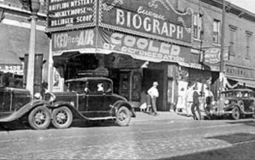 The Biograph in Chicago