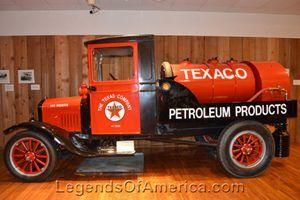 texas energy museum-texaco