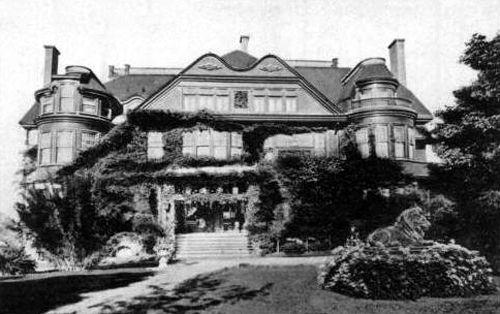 Arbor Villa, Oakland, California