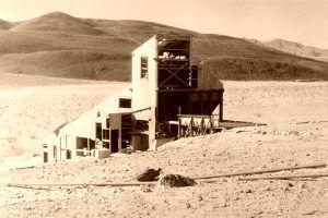 Ashford Mill, Death Valley, 1934