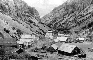 Historic Bayhorse, Idaho