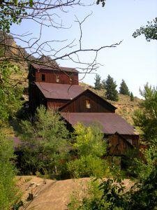 Bayhhorse, Idaho Mine & Mill