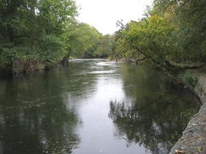 Brandywine River, Delaware by Chadds Ford, Wikipedia