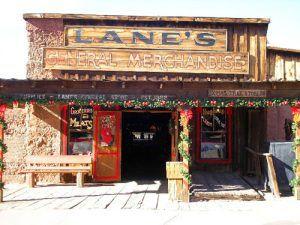 Lane's Store, Calico, California, Kathy Weiser