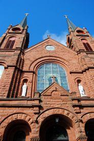 Calumet-1903 St Joseph Church