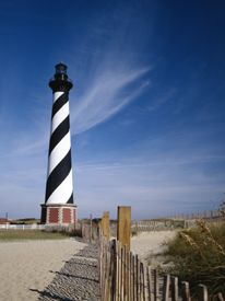 Cape Hatteras, North Carolina Lighthouse