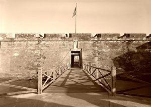 Castillo De San Marcos, St. Augustine, Florida