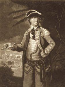 Colonel Benedict Arnold