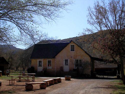Fruita Utah- Gifford House