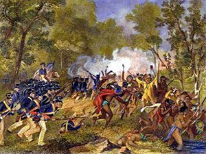 American Indians and the Continental Army