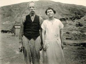 John and Lucy Lane, courtesy Bancroft Library, University of California