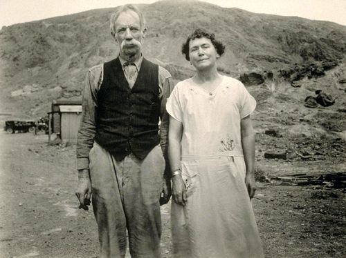 John and Lucy Lane, courtesy Bancroft Library, University of California