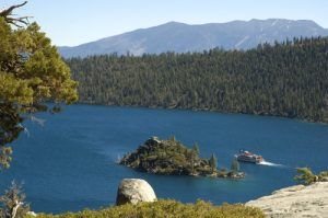 Lake Tahoe by Debbie Warner