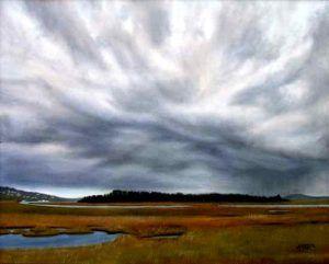Marsh Storm