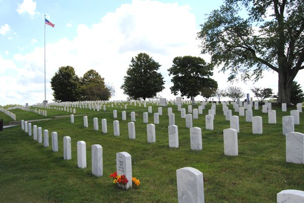 Mill Springs National Cemetery, Kentucky