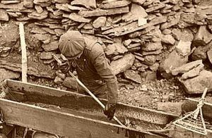 Miner Sluice