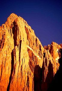 Mt. Whitney, California