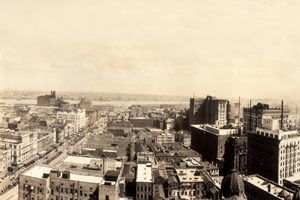 New Orleans, Lousiana in 1919