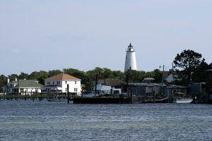 Ocracoke Island, North Carolina, courtesy Wikipedia