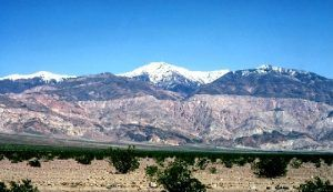 Panamint Mountains, California