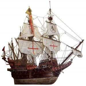 Maritime history of florida legends of america spanish ship publicscrutiny Choice Image