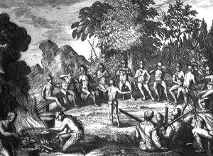 Timucuan Indians