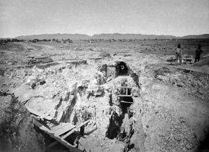 Tough Nut Mine in Tombstone, Arizona