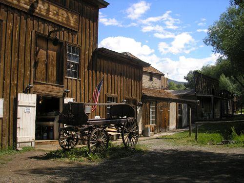 Gilbert's Brewery, Virginia City, Montana