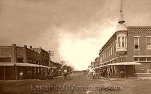 Vintage Warsaw, Missouri