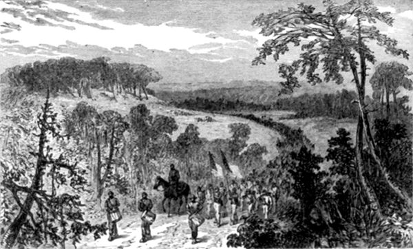 Union Advance on Port Gibson, Mississippi