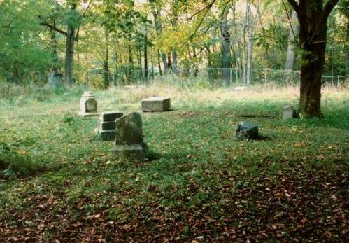 Bachelor's Grove Cemetery, Chicago, Illinois