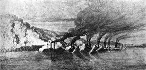 Battle of Grand Gulf, Mississippi