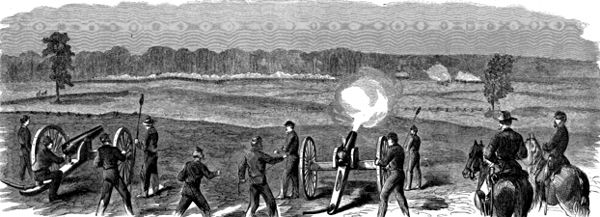 The Battle of Champion Hill, Mississippi