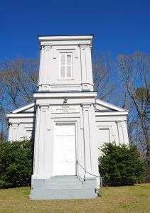 Bethel Presbyterian Church near Port Gibson, Mississippi