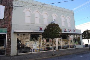 Biggers Hardware in Corinth, Mississippi has been in operation since 1918.