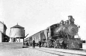 The Bonnie Claire Express