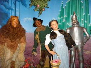 Wizard of Oz, Hollywood Wax Museum, Branson, Missouri