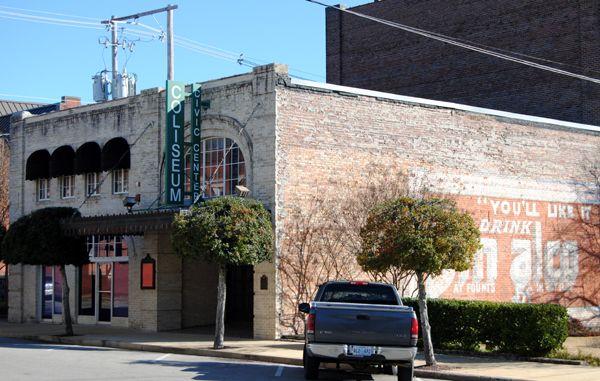 Coliseum Theater, Corinth, Mississippi