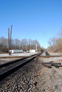 Railroad Crossroads, Corinth, Mississippi