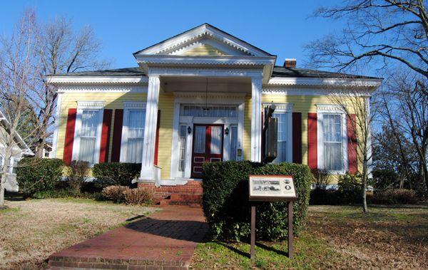 Fishpond House, Corinth, Mississippi