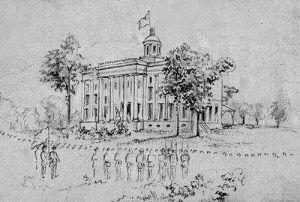 Corona College, Corinth, Mississippi