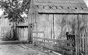 Death Alley where the Dalton Gang were killed.